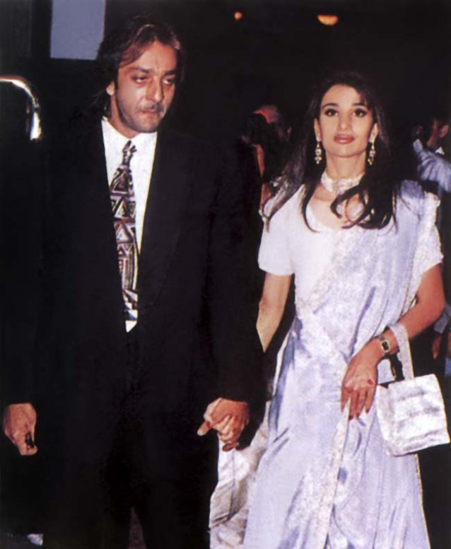 Sanjay-Dutt-with-Rhea-Pillai-1